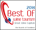 Best of Wine Tourism Badge